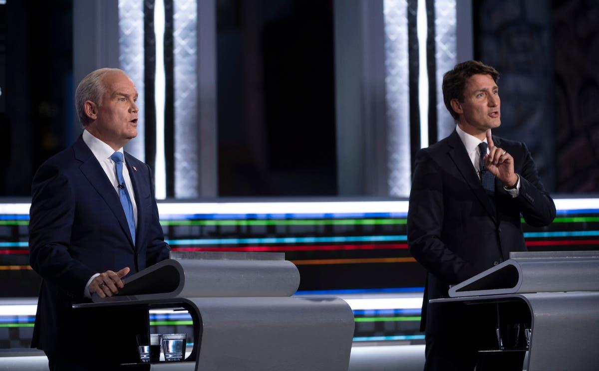 加拿大保守党领袖质疑温和党