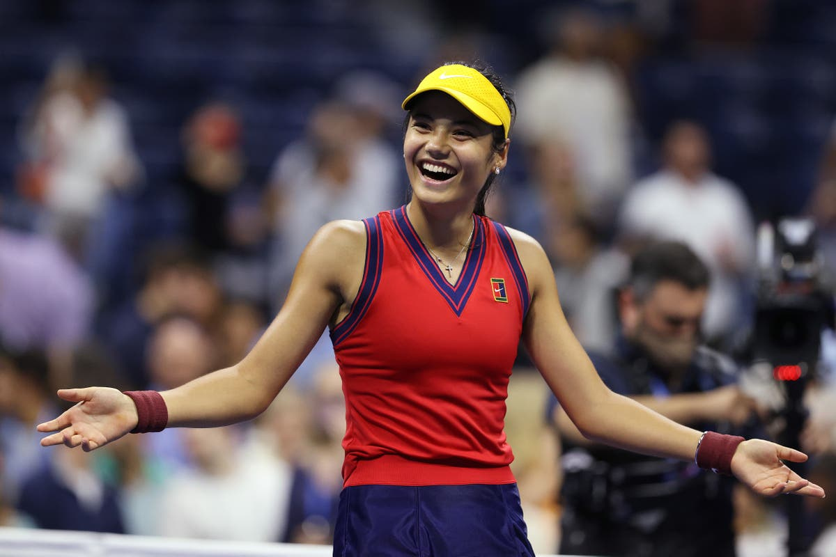 Quand est le prochain match d'Emma Raducanu? Briton set for historic all-teenage US Open final