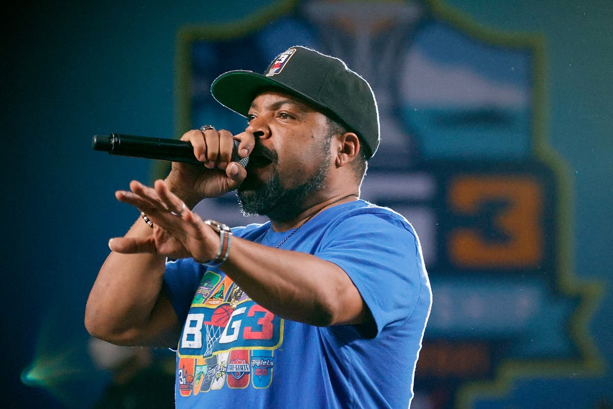 Ice Cube claims he almost killed a classmate for conning his mother