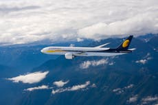 Jet Airways resurrection in doubt as Boeing 777 is sold for just £6.5m