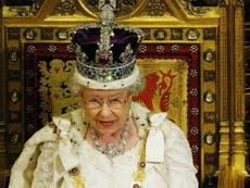 Queen supports BLM, royal aide says