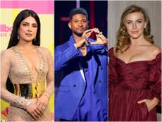 Priyanka Chopra, Usher and Julianne Hough called out over 'gross' new show