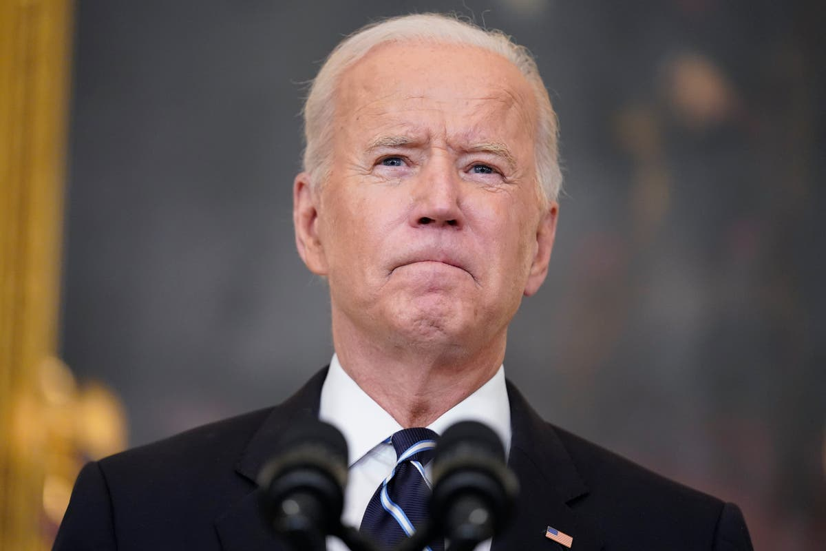 Fox News host hits out at Biden's 'authoritarian' vaccine mandates