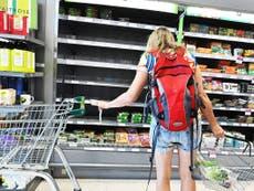 Food shortages 'over by Christmas', Não 10 insists – follow live