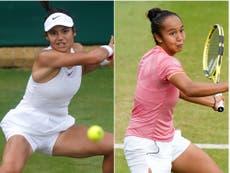 Emma Raducanu v Leylah Fernandez: US Open finalists compared