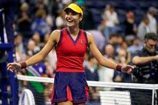 Amazon urged to show Emma Raducanu's US Open final for free