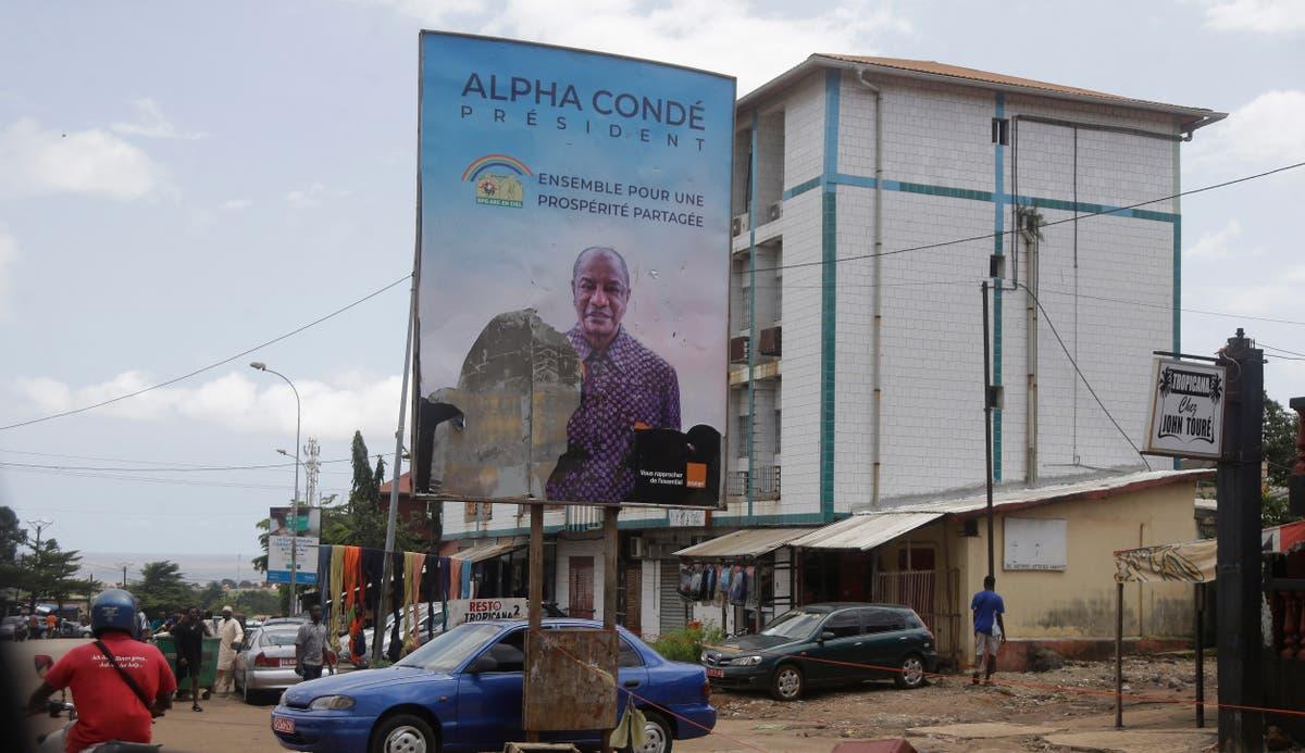 Guinea junta freezes state assets as regional officials come