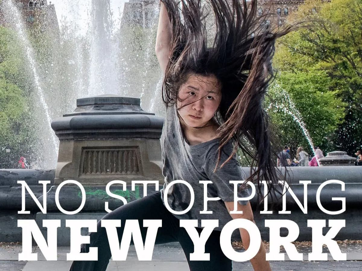 Dancer used as poster girl for New York's recovery repeatedly stopped from performing