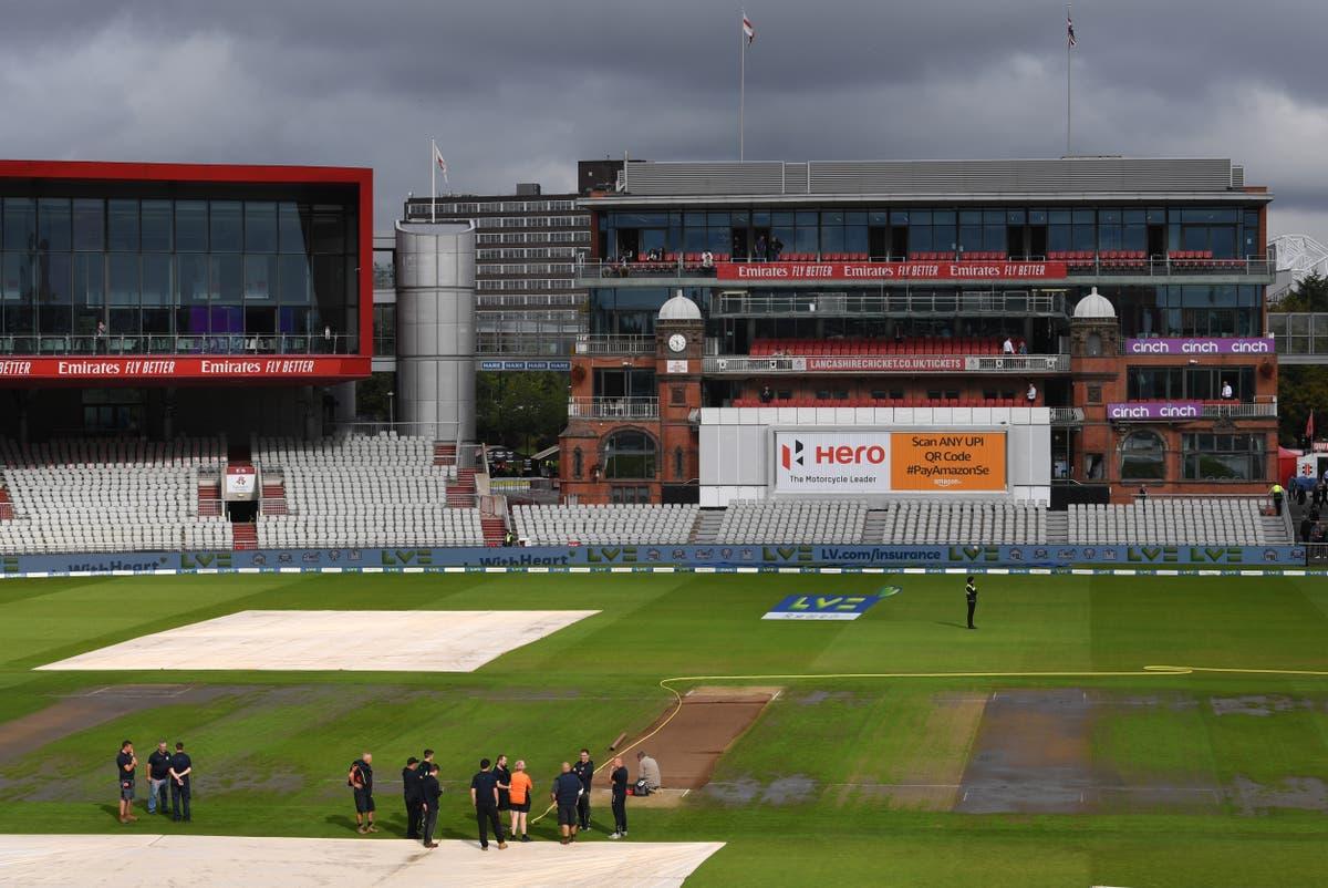ザ・ 20 hours of turmoil which led to cancelling England's fifth Test with India
