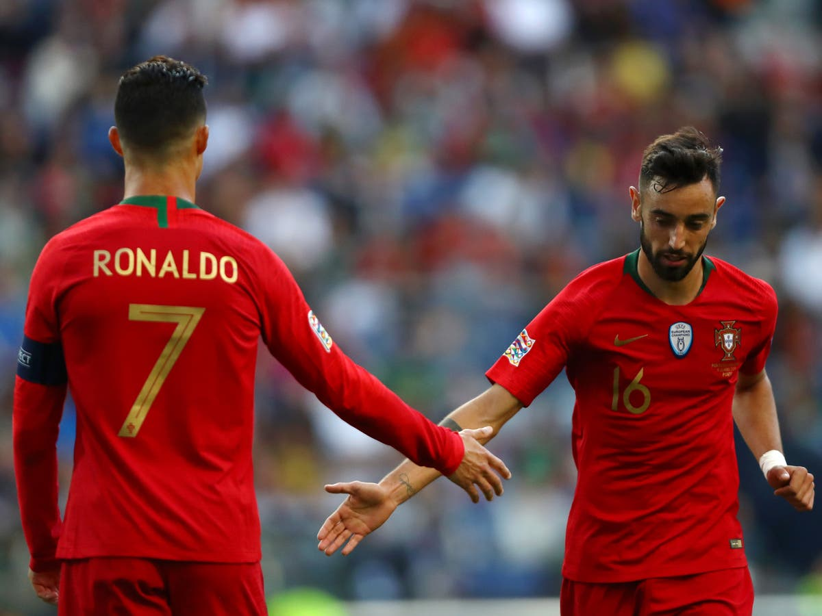 Ole Gunnar Solskjaer reveals penalty 'chat' with Cristiano Ronaldo