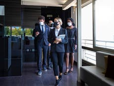 Good riddance to the office suit – every day is 'dress down day' | Shaparak Khorsandi