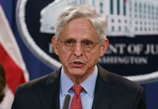 Justice department bans chokeholds and no-knock raids for federal officers