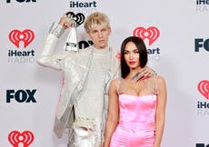 Megan Fox says her and Machine Gun Kelly's souls are 'intertwined': 'A lot of it is handled by our ancestors'