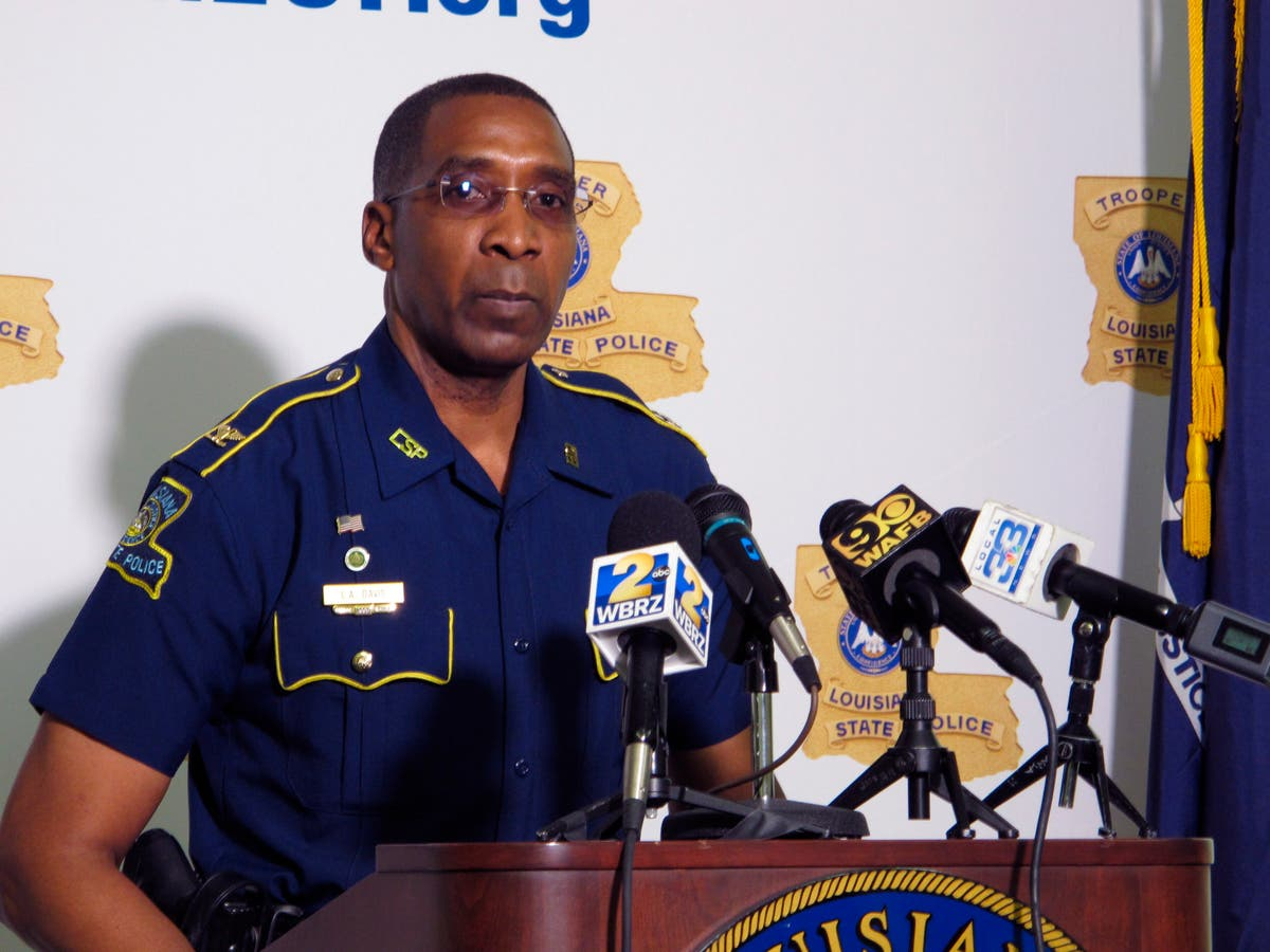 Louisiana police boss says he's open to federal oversight