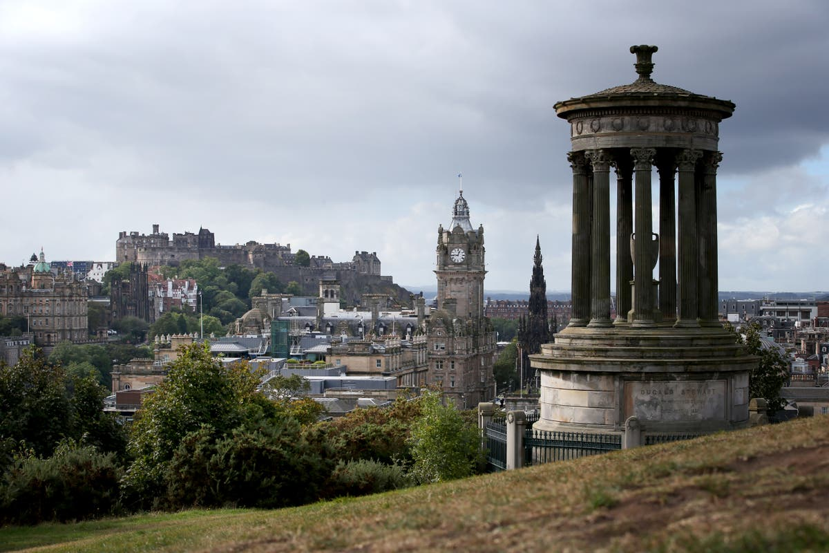 Scotland overtakes London as fastest-moving market for million-pound homes