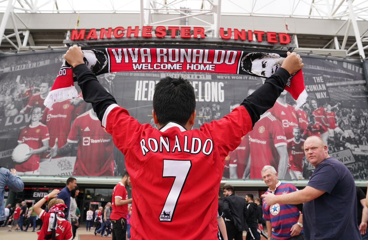 He's back! Ronaldo to start for Manchester United against Newcastle at Old Trafford