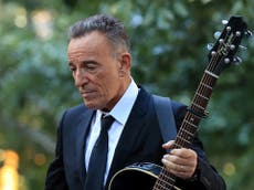 Bruce Springsteen moves viewers to tears with 'haunting' 9/11 memorial performance