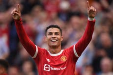 Manchester 'buzzing with excitement' for Cristiano Ronaldo, Gary Neville claims