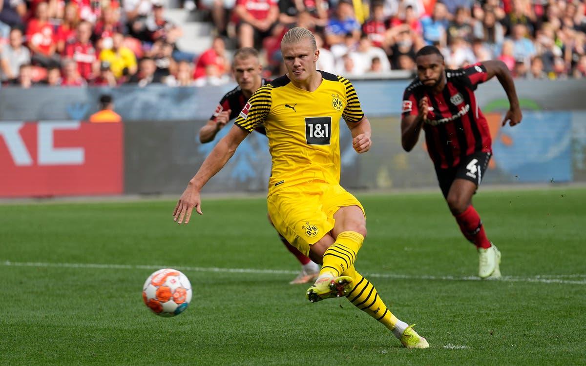 Liverpool 'enter race' for Erling Haaland as Chelsea 'target Matthijs de Ligt'