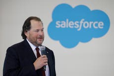 Salesforce CEO offers to relocate staff in Texas after abortion ruling
