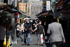 Det siste: Mer enn 50% of Japan's population vaccinated