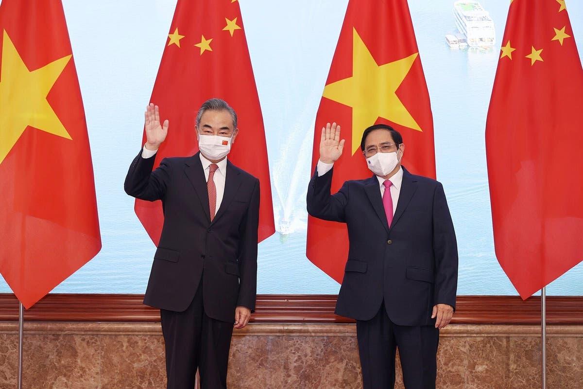 China's FM Wang visiting Cambodia to discuss virus, handel
