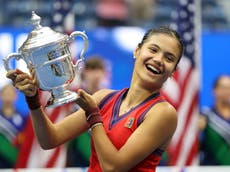 Emma Raducanu's US Open triumph ridicules notion that British tennis success must be paid for in tears