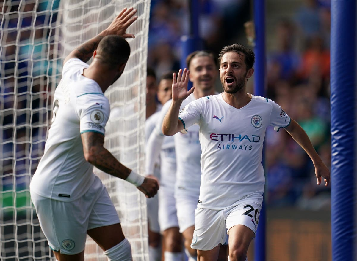 Manchester City ready for 'crazy' crunch month – Bernardo Silva