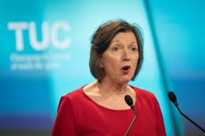 PM's pledge to 'level up' will 'mean nothing' if universal credit cut – TUC boss