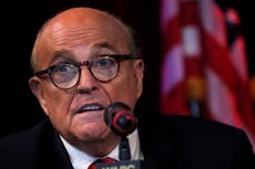 'Rudy is really hurt': Giuliani banned from Fox News, relatório diz