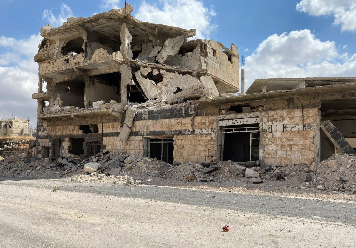 Syria city back to a kind of normalcy after cease-fire