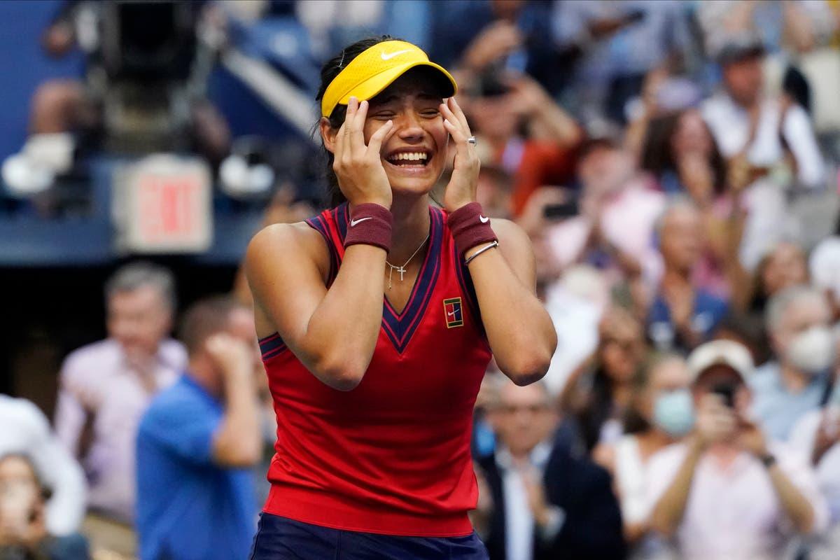 Virginia Wade compares Emma Raducanu with tennis greats after US Open triumph
