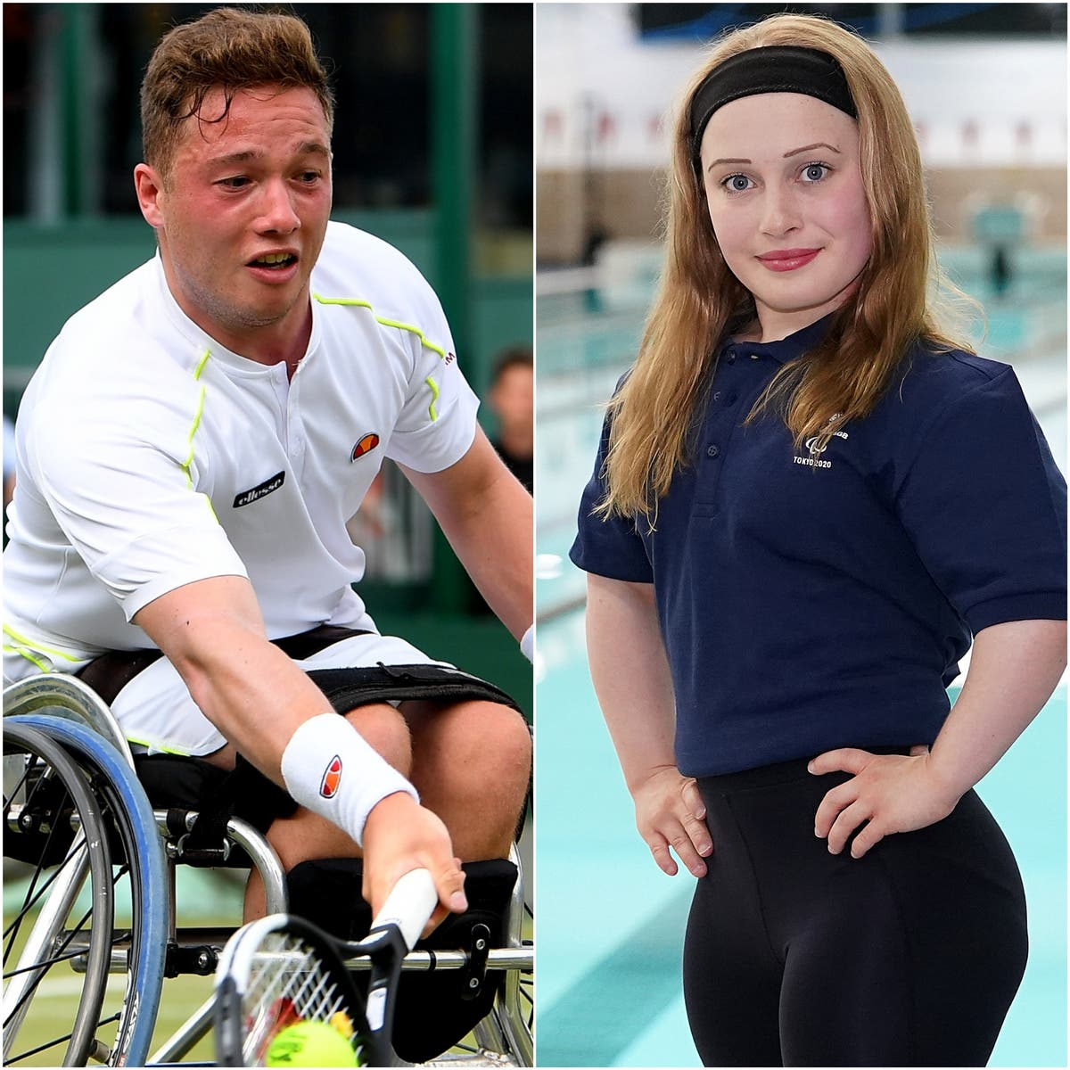 Alfie Hewett told not to forget everything he has achieved by Ellie Robinson