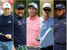 Padraig Harrington admits picking his Ryder Cup wild cards was a tough task