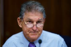 Joe Manchin hits back at 'out-of-stater' Bernie Sanders over critical op-ed