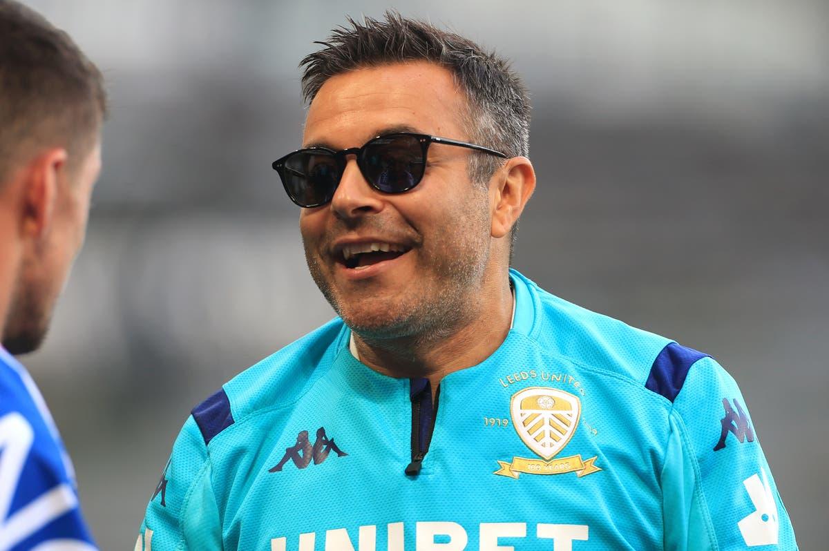 Andrea Radrizzani hopes to bring elite European football back to Leeds