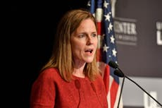 Barrett concerned about public perception of Supreme Court