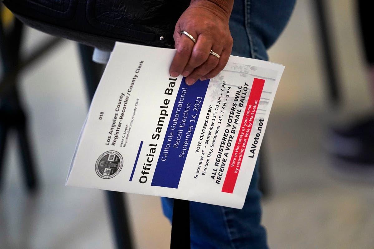 EXPLICADOR: If Newsom recall fails, no winning candidate