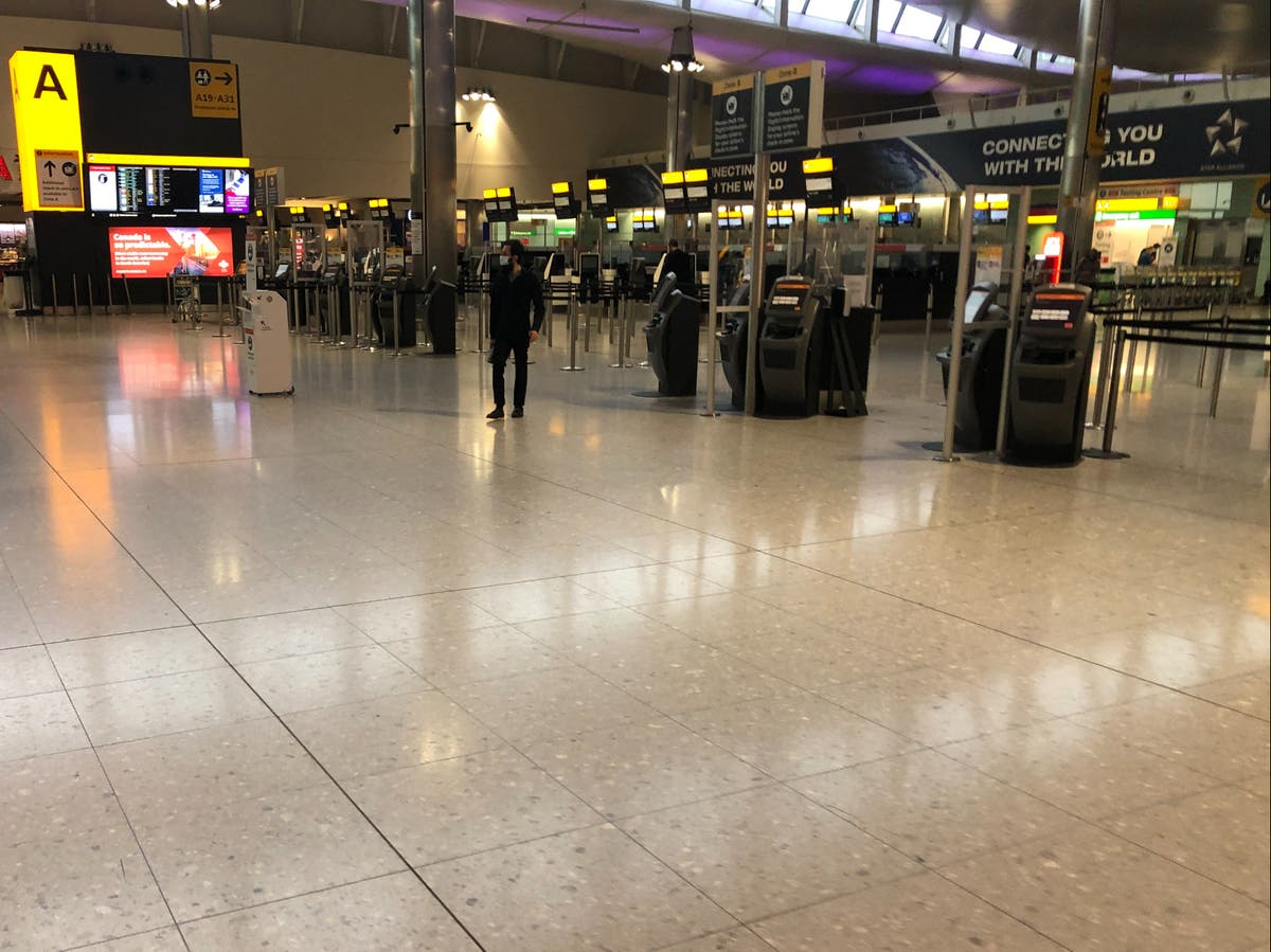 Heathrow scrapes back into top 10 of European airports