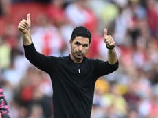 Pieces of Mikel Arteta's fragile puzzle begin to take shape