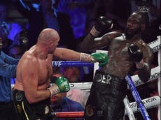 Fury vs Wilder ring walks: What time will fight start UK time?