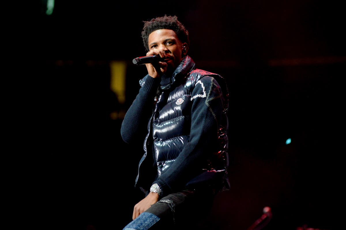 Rapper A Boogie wit da Hoodie arrested at London's Wireless Festival