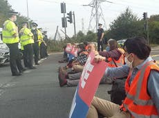 Opinião: More people – particularly parents – should be joining M25 protesters
