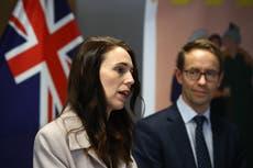 Suspicious white powder sent to NZ PM Jacinda Ardern's office