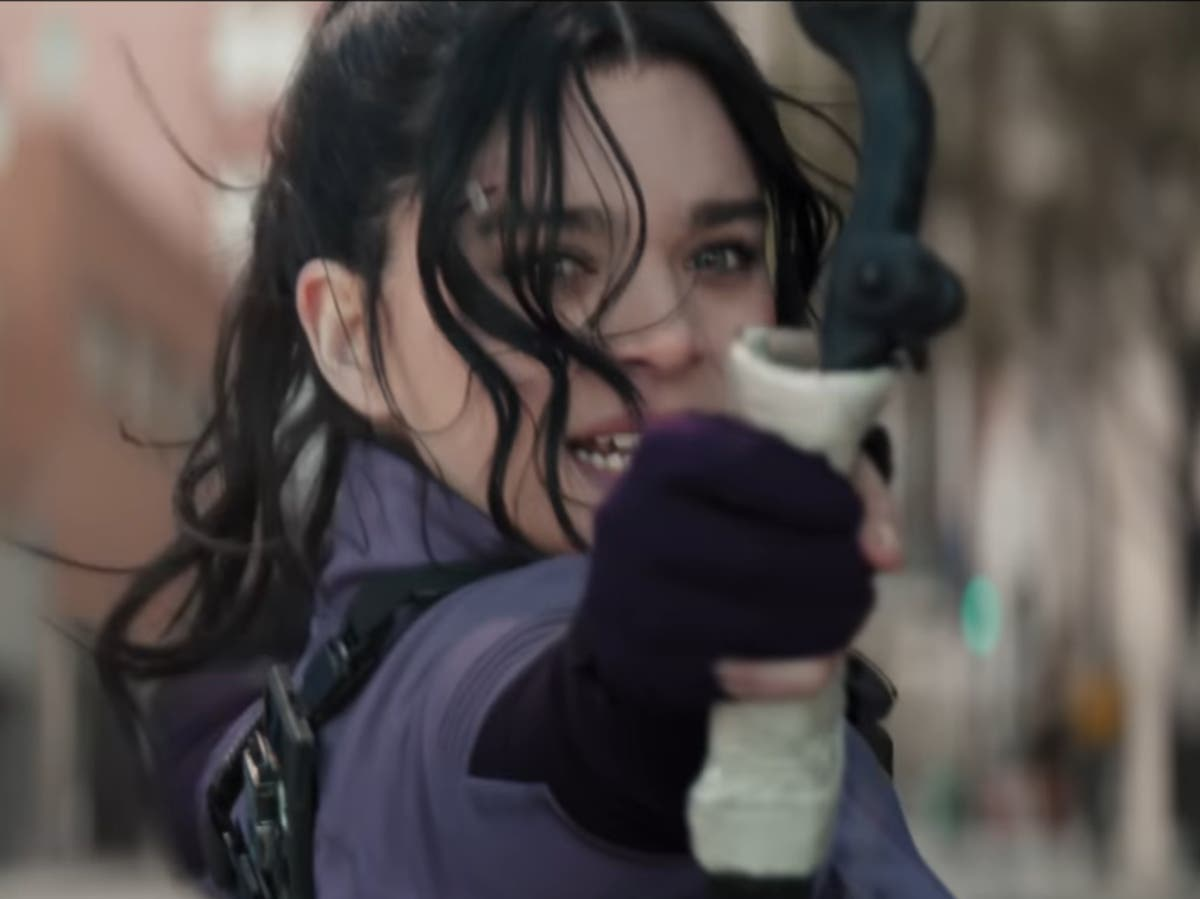 Marvel's first Hawkeye trailer has fans thoroughly hyped
