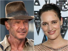 Fans react to rumour Phoebe Waller-Bridge could take over Indiana Jones role