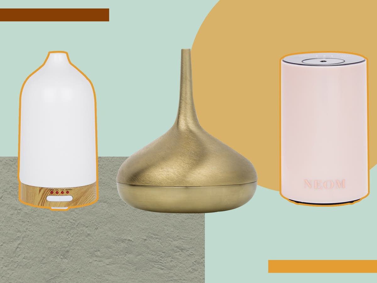 8 best essential oil diffusers that give your home a sense of calm