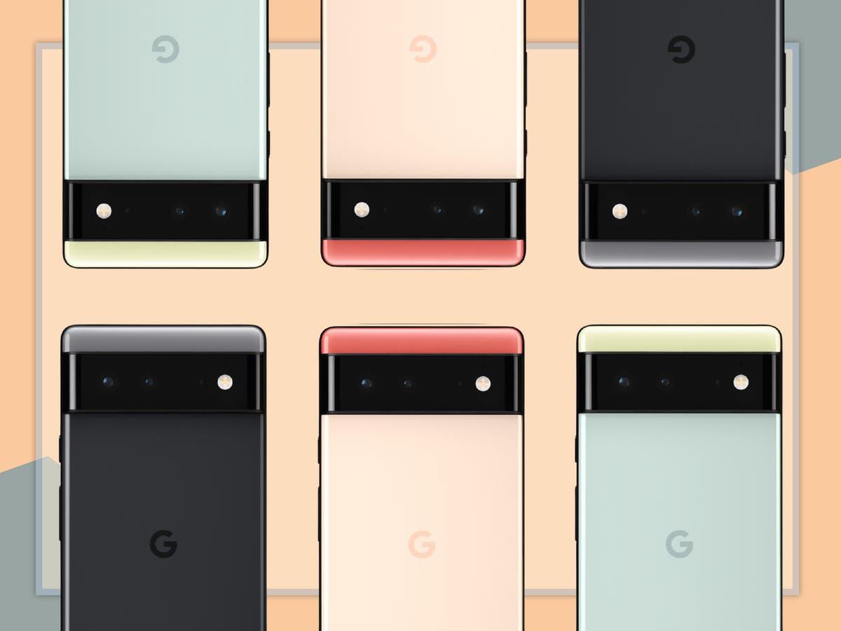 Google Pixel 6 release date revealed for 'iPhone killer'