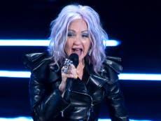 Cyndi Lauper gives stirring speech on women's rights at MTV VMAs
