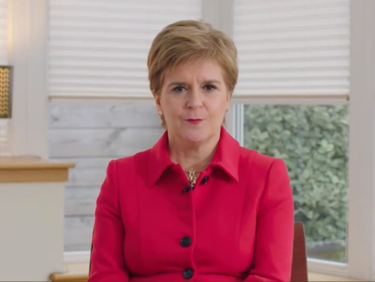 PM will show 'absence of basic humanity' if he cuts Universal Credit, Sturgeon says